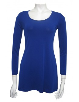 Miss Me - Long Sleeves Jersey Tunic top