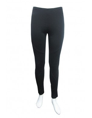 Miss Me - Katherine ponti tight with panel - black