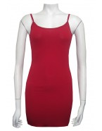 Miss Me - Thin Strapped Soft Knit Singlet