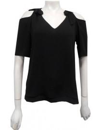 Sister Sister 11643 - Annabella tie shoulder top