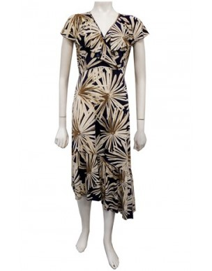 Four Girlz 11641 - Evon frill dress
