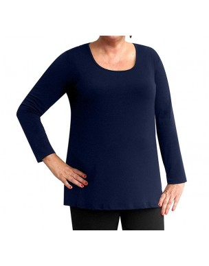 Room To Move - Soft Knit Long Sleeve Tunic