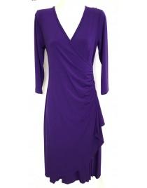 Four Girlz 9501 - Soft Knit Wrap Dress