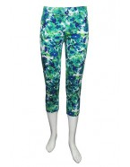 LIMITED Four Girlz - Printed Sateen 7/8th pants